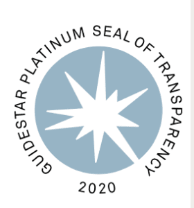 4th Year of Platinum Guidestar Rating