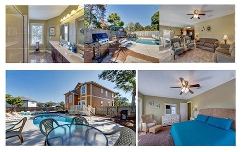 Destin Florida Townhome Stay Auction Package