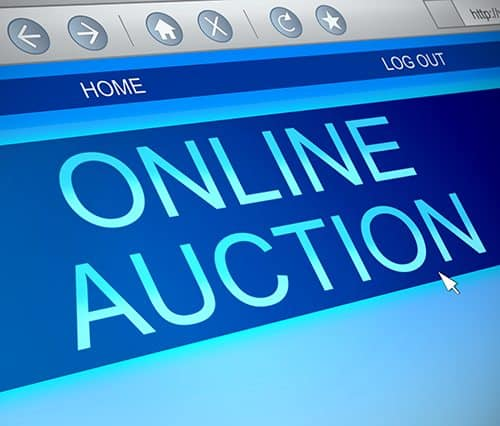 Get Online Auction Ideas