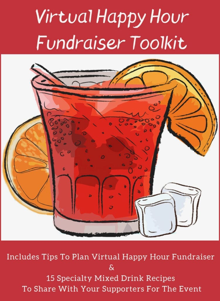 Virtual Happy Hour Fundraising Event