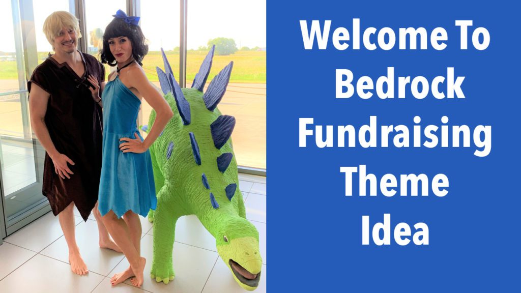 Welcome To Bedrock Fundraising Theme