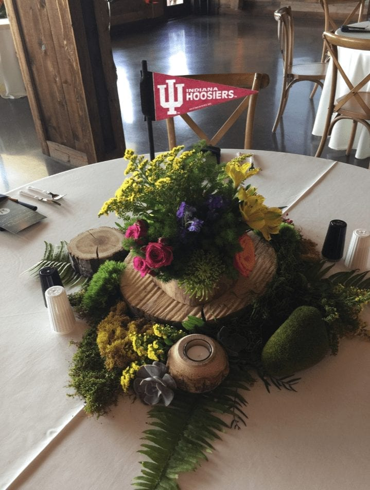 Table Floral Arrangement
