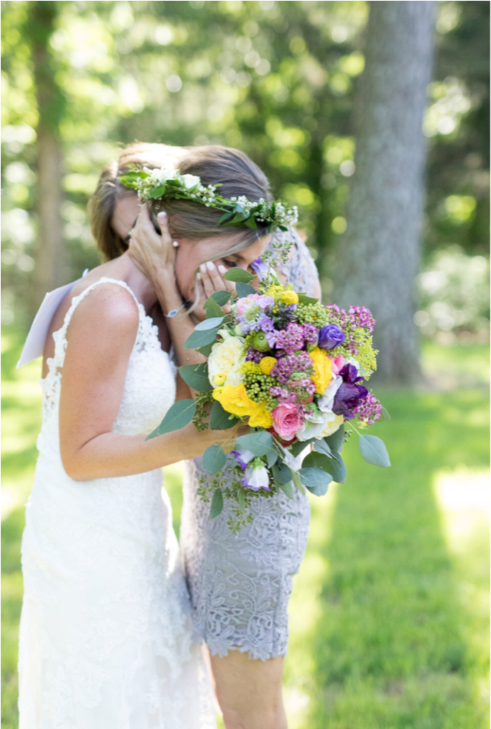 Bride & Mother Floral