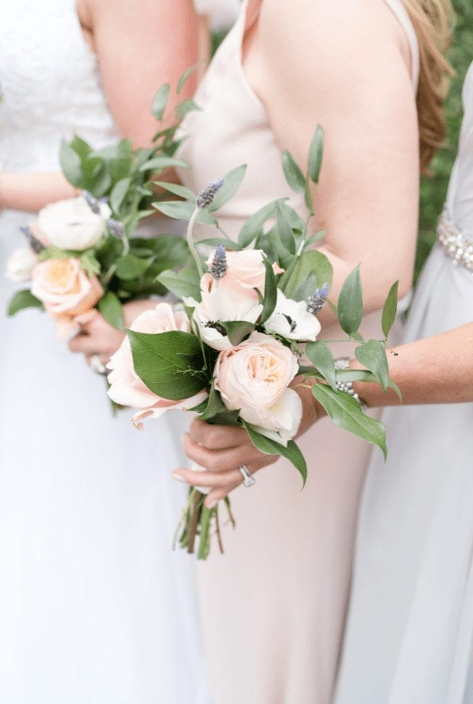 Bridesmaid Floral